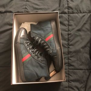 Gucci sneakers size 11